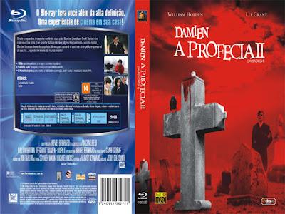 Damien - A Profecia 2 BDRip 720p DVD Capa
