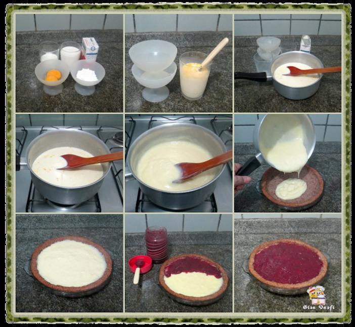 Torta de amoras 7