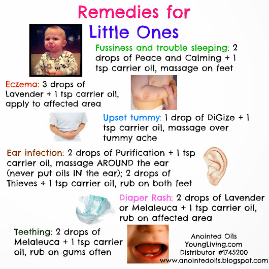 Remedies for little ones
