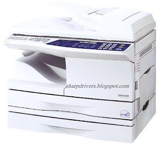 Sharp AR-168D Printer Software and Driver Downloads