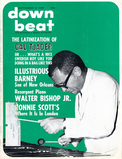 New Research Postings on Cal Tjader [1925-1982]
