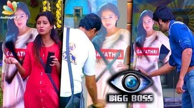 Gayathri cornered by Bigg Boss housemates during nomination