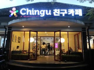 Chingu Café, Jogjakarta