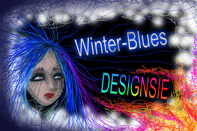Winter-Blues: Mit DESIGNSIE wird es bunt im Winter