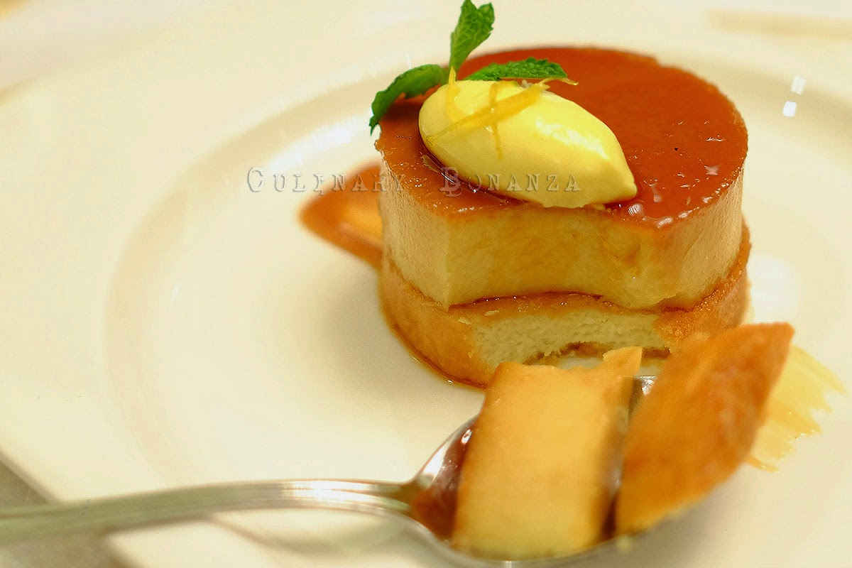 Lechemon Dalayap leche flan at mamon