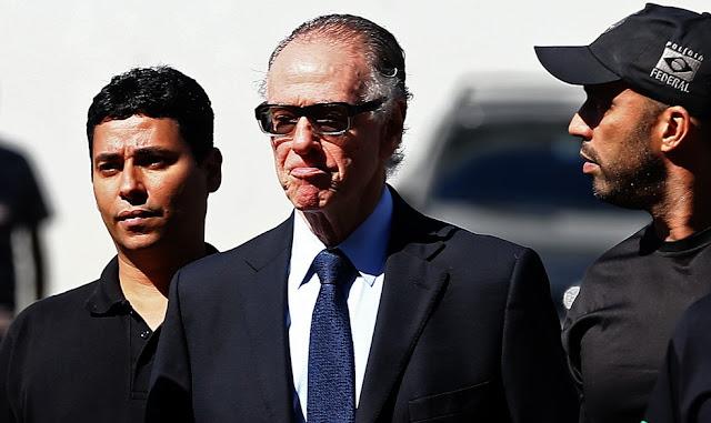 Carlos Arthur Nuzman é acusado pelo MPF de participar de esquema de compra de votos para a escolha do Rio como sede da Olimpíada de 2016.
