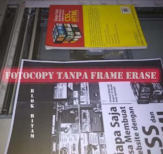 frame erase