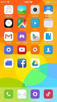 iLauncher Versi 3.8.1.1 apk Update Terakhir – Tema Android Cantik dan Elegan