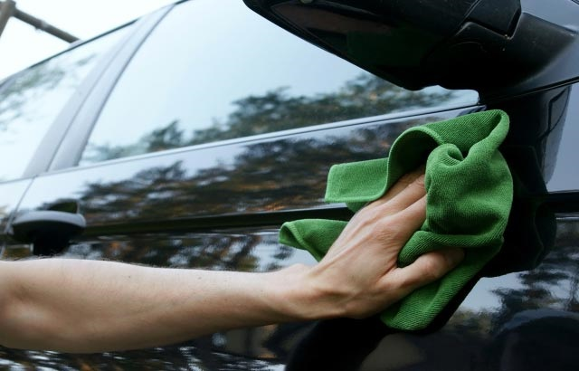 Cara Wax Mobil Yang Benar