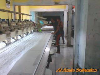Tahapan Proses Pembuatan Model Baju Koko