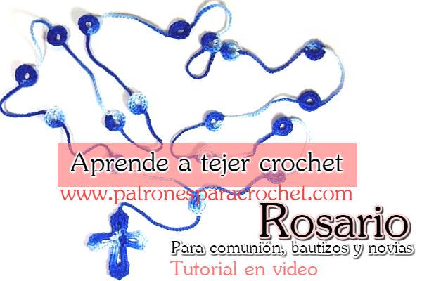como-tejer-rosario-a-crochet