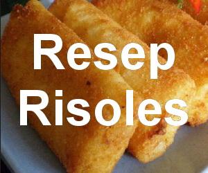 Resep Risoles Ayam Enak Sederhana