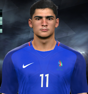 PES 2017 Faces Ramil Şeydayev by Facemaker Huseyn