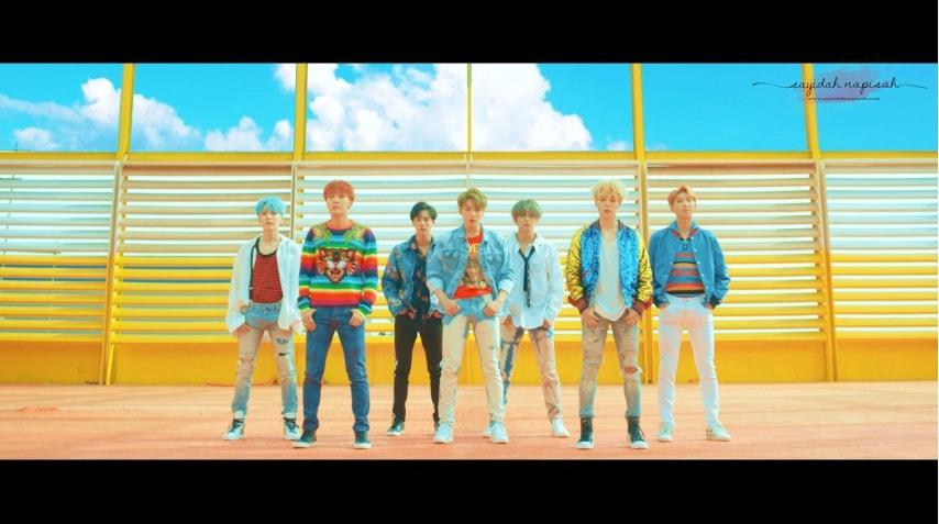 BTS : 'DNA' | Rentak Lagu & Choreography DAEBAK!