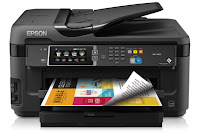 Epson WorkForce WF-7610 Driver (Windows & Mac OS X 10. Series)