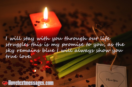 I will always love you letter to boyfriend