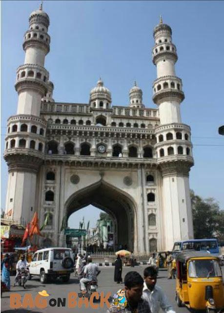 Char-Minar-Hyderabad