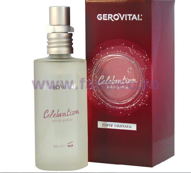 Concurs Castiga Parfumul Editie Limitata Celebration De La Farmec