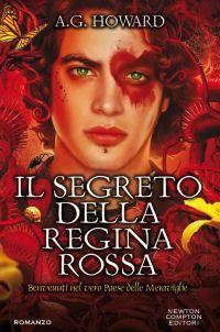 Il segreto della regina rossa copertina