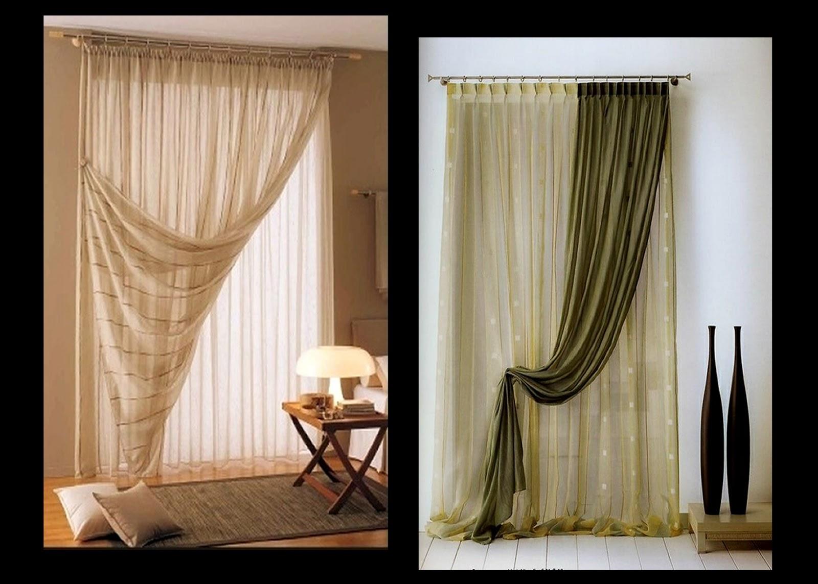 Idee originali per raccogliere le tende | Tutto per Casa