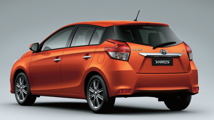 2018 Toyota Yaris Automatic Full Review - Ford References