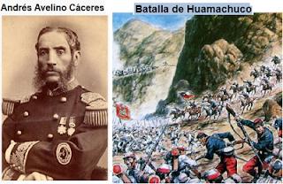 Caída de Cáceres: Huamachuco