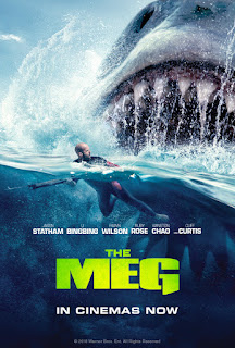 The Meg (2018) Hindi (Cleaned) Dual Audio HDTC | 720p | 480p