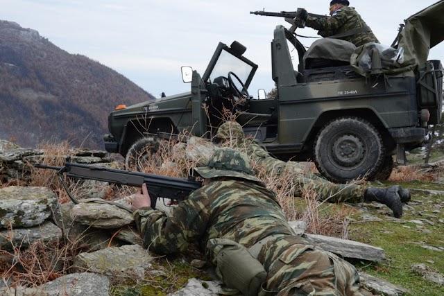 Στρατός Ξηράς: Πρόσληψη 746 Εθνοφυλάκων με 16€/ημέρα για φρούρηση εγκαταστάσεων-Δείτε το ΦΕΚ