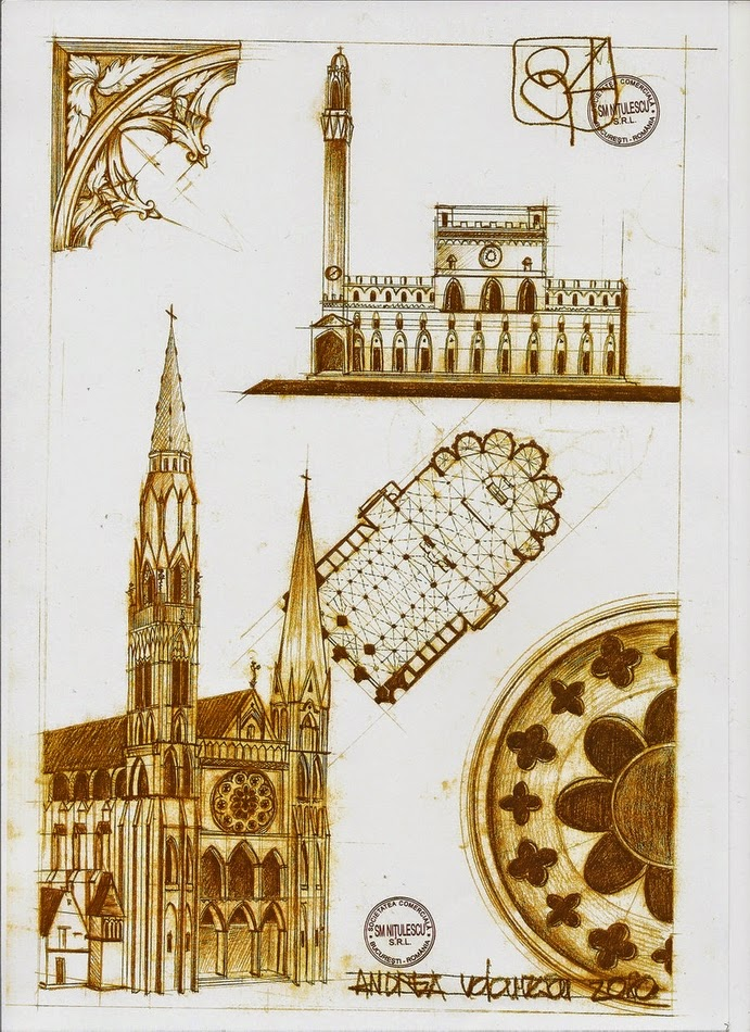 06-Gothic-Architecture-Andrea-Voiculescu-Drawings-of-Historic-Architecture-www-designstack-co