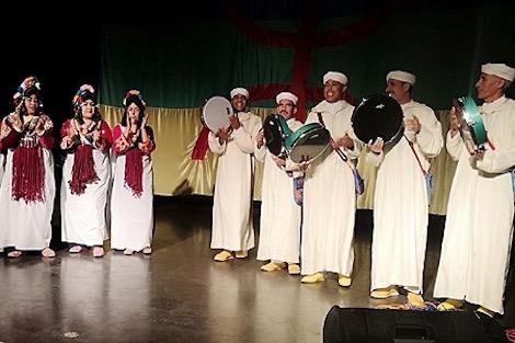 احتفال برحيلي بالعام الأمازيغي الجديد في مدينة أولاد برحيل ..2969