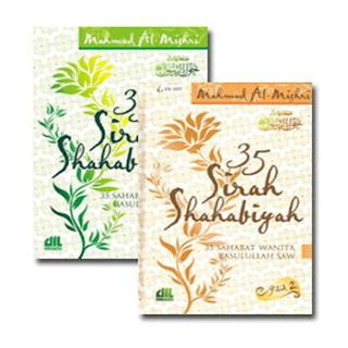 Buku 35 Sirah Shahabiyah