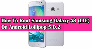 how to root samsung galaxy A300 without pc