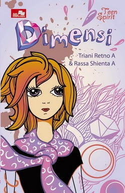 dimensi novel teenlit sixth sense