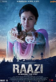 Raazi 2018 Legendado