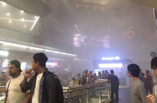 Kebakaran Tercetus Di Mid Valley