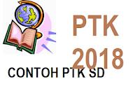 Download Kumpulan PTK Untuk Guru SD Lengkap 2018