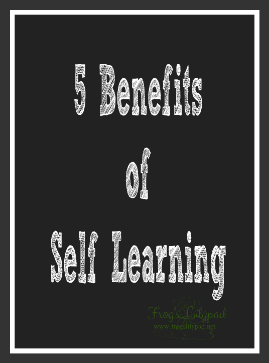 5 Benefits of Self Learning
