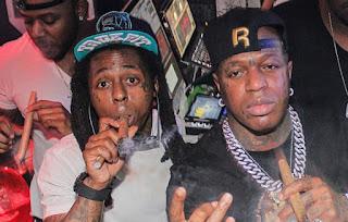 Lil Wayne,Birdman Jr Celebrates Birthday-Happy Birthday Birdman