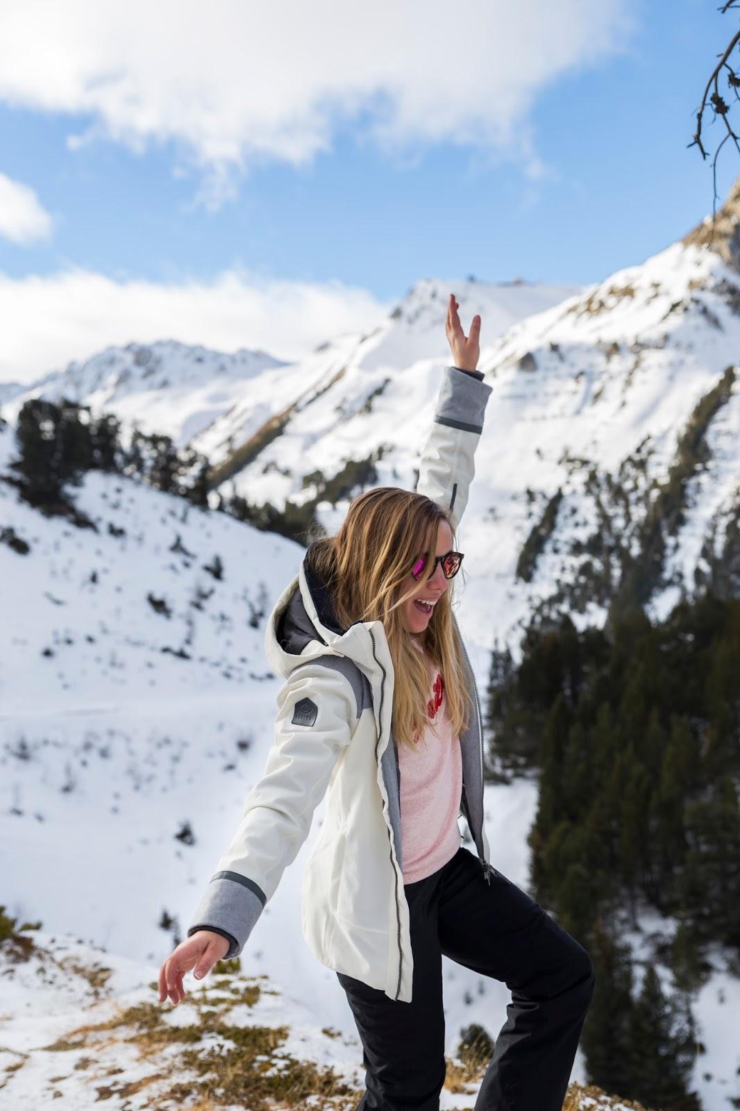 blog voyage ski