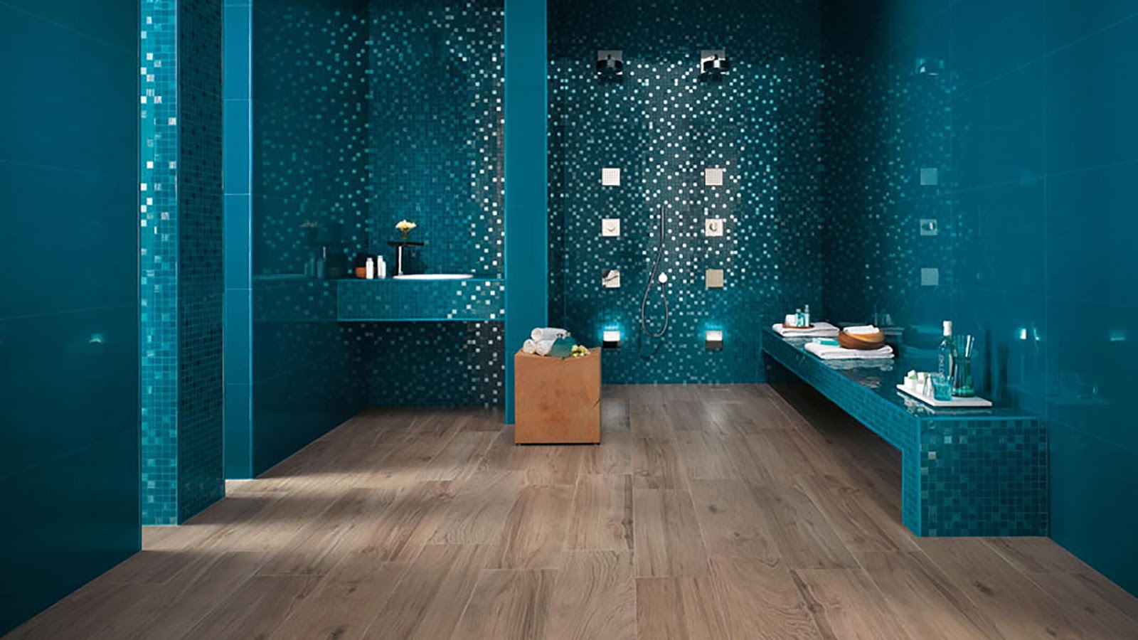 Bathroom decor and tiles with MAGNIFIQUE collection - Sophisticated ...