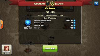 Clan TARAKAN vs H_Crew, TARAKAN Victory