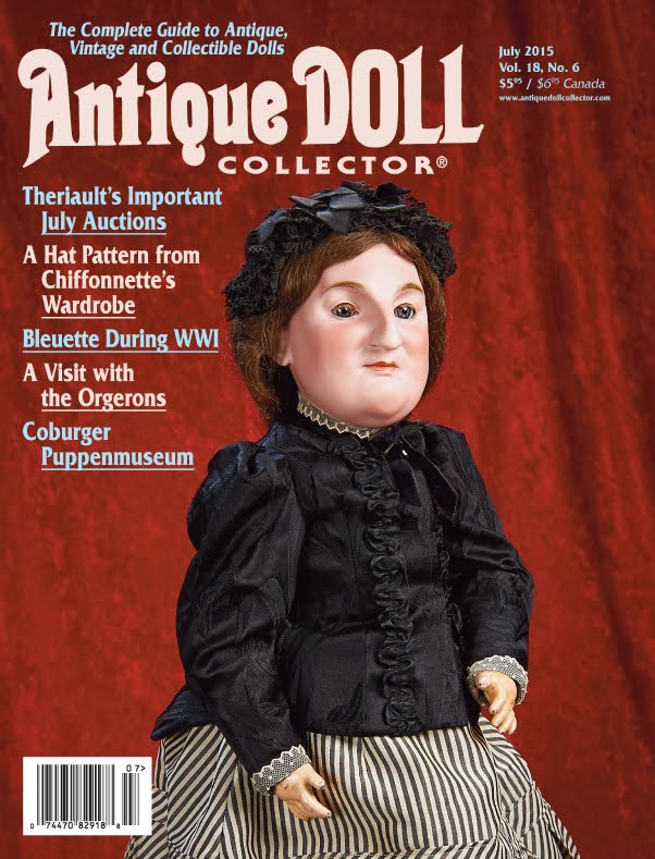 Antique Doll Collector Magazine