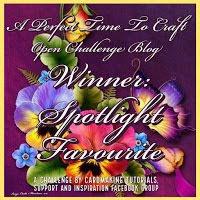 Gagnante  Spotlight Favourite June's Challenge #6
