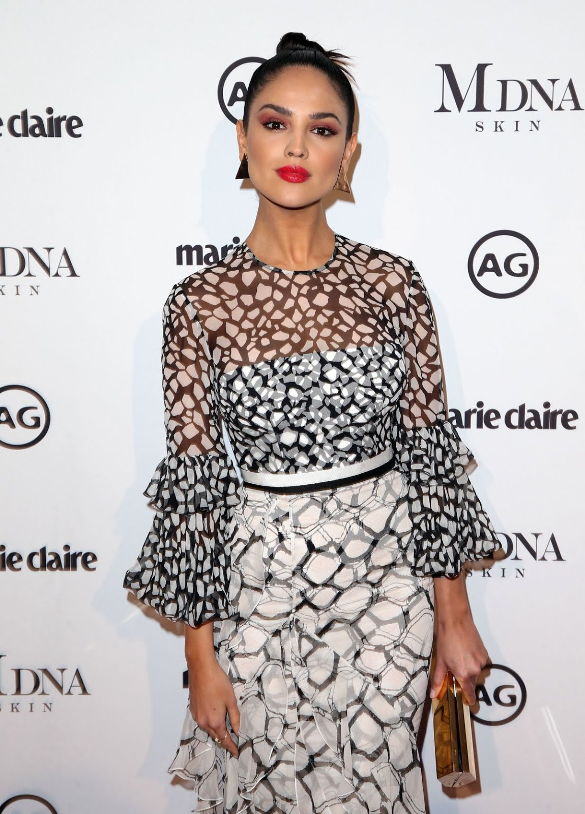 Eiza Gonzalez At Marie Claire Image Makers Awards In Los Angeles