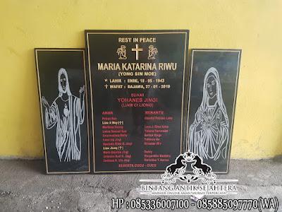 Bongpay Kristen, Bongpay Surabaya, Contoh Bongpay Kisten