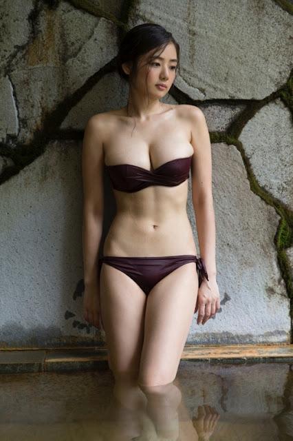Hot girls Katayama Moemi Japanese lingerie angel