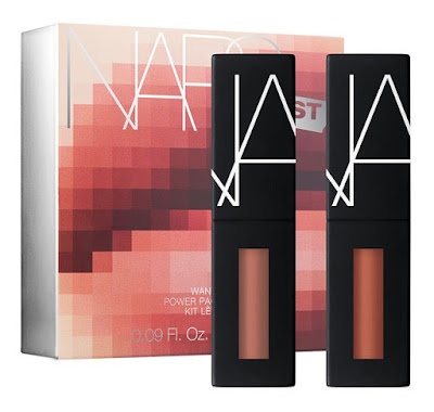 NARSissist Wanted Power Pack Lip Kit Warm Nudes