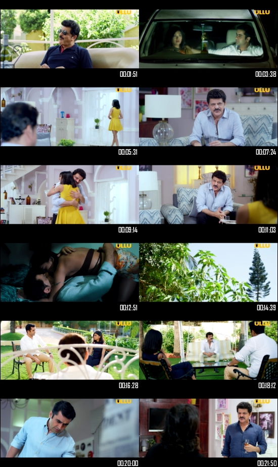 18+ The Producer 2019 Hindi Web Series Complete 720p WEB-DL 300MB Download