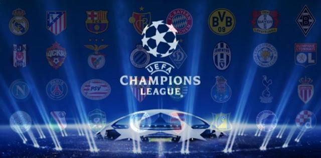 Confira os grupos da Champions League 2016/17