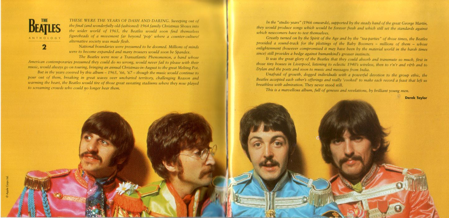The Beatles Old Brown Shoe Anthology